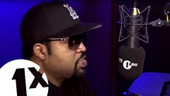 Semtex talks to Ice Cube