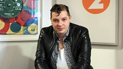 John Newman talks 'Revolve' with Steve Wright