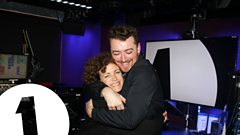 'It feels like a controlled rise' – Sam Smith meets Annie Mac to reflect on an incredible year