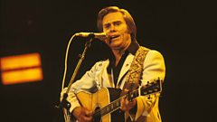 George Jones is inducted in to the Singers' Hall of Fame