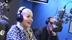 'It's just something that's my second nature' - Rita Ora talks about her support for Section Boyz and Grime