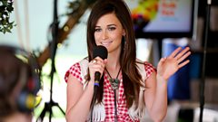 Patrick talks to Kacey Musgraves