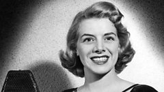 Rosemary Clooney is inducted in to the Singers' Hall of Fame