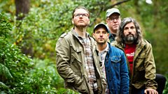 Turin Brakes live in session for Dermot