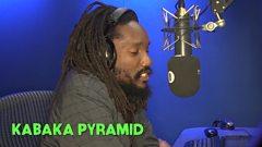Kabaka Pyramid drops a freestyle