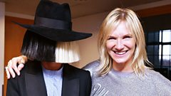 'Mystery turned me into an almost overnight pop sensation' Sia in conversation with Jo Whiley