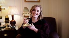 Best British Artist - Adele