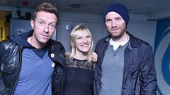 Coldplay at Christmas: Chris and Jonny speak to Jo Whiley