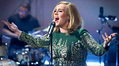 Adele enters the Singers Hall of Fame in 2016!