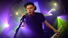 Live Lounge - Jack Garratt, BBC Music Sound of 2016