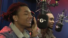 Rae Sremmurd play 'Wifey, Adult Wrestling or Leave It'!