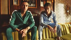 The Last Shadow Puppets - Bad Habits