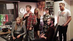 Cut Ribbons - BBC Maida Vale Studios - 'I'm a Wretch'