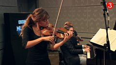 In Tune Sessions: Nicola Benedetti plays Liebesfreud by Fritz Kreisler