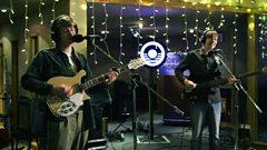 Mellt - BBC Maida Vale Studios - 'Be a Man'