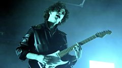 'We're not scared of being a pop band!' Matty from The 1975 on their new record The Sound