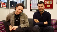 The Maccabees live with Radcliffe and Maconie