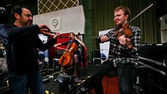 Bellowhead - Captain Wedderburn