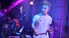 Radio 1 Live Sessions - Mura Masa at Future Festival 2016