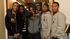 Radio 1 Live Sessions - Section Boyz at Future Festival 2016