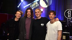 Radio 1 Live Sessions - Vant at Future Festival 2016