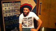 Alborosie's Shengen Studio Tour