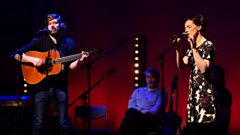 Kris Drever with Julie Fowlis - When The Shouting is Over (Celtic Connections with Mark Radcliffe)