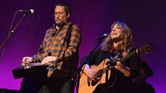 Gretchen Peters with Jerry Douglas  - On A Bus To St. Cloud (Celtic Connections with Mark Radcliffe)