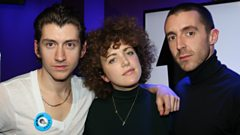 Annie Mac meets The Last Shadow Puppets