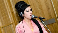 Amy Winehouse Interview & Session from 2003