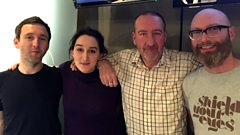 The Drink are in session for Marc Riley