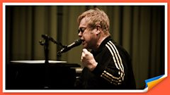 Elton John - Live in session at Maida Vale