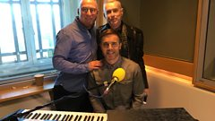 Happy Birthday Ken from Gary Barlow and Holly Johnson!