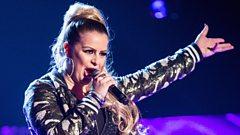 Vivica Jade performs 'Gravity'