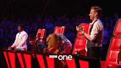 Episode 5 Preview: Blind Auditions 5