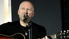 Colin Vearncombe (AKA Black) enters the Singers Hall of Fame