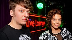 Live Lounge - Shift K3y ft BB Diamond