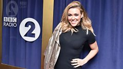 It's a fight song with Rachel Platten and Steve Wright
