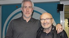 Phil Collins chats with 6 Music's Matt Everitt