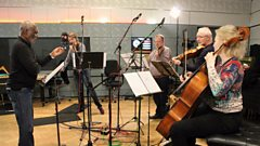 In Tune Sessions: Sir Willard White with the Brodsky Quartet