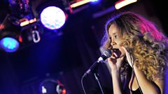 Live Lounge - Lion Babe