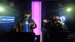 Kurupt FM perform 'Oh No' & 'Shut Up' in the Live Lounge