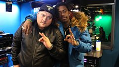 Charlie Sloth Chats To Rich Homie Quan
