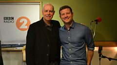 Neil Tennant joins Dermot O'Leary