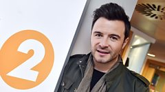 Shane Filan is 'Right Here' with Steve Wright