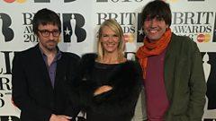 Blur at The Brits 2016