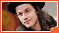 James Bay on bringing his parents to the Brits