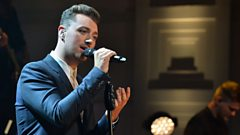 "Sam Smith: ""I'm in complete shock, the whole thing is just amazing"""