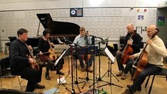 Glorious Purcell from Phantasm, performed live in the studio