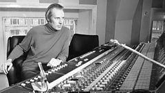 George Martin on his first number one record with the Beatles